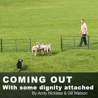 Cover image for the Coming Out 01 tutorial